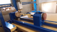 Cutting Prototype joint on 4th axis.