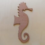 Maker Space sea horse