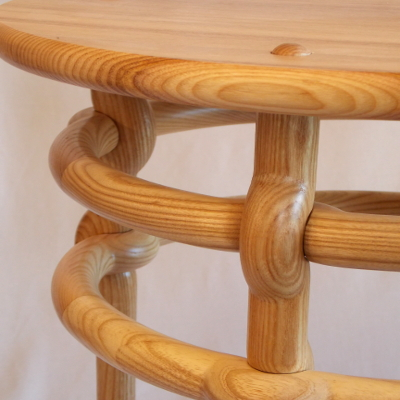 Weave table detail